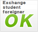 Exchange student foreigner ok